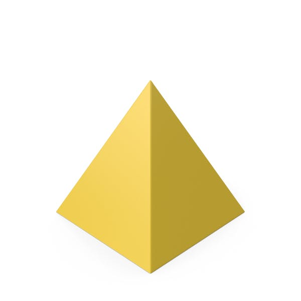 Triangle Yellow