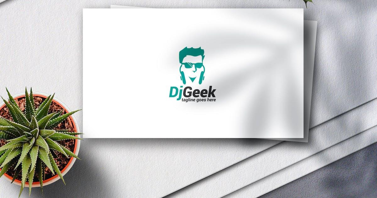 Download DJ Geek Logo by Voltury