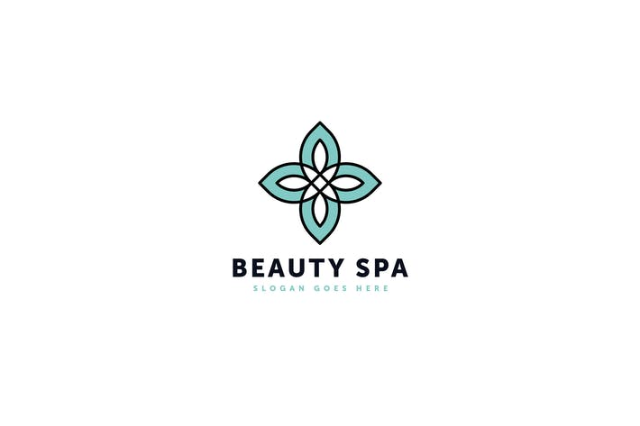 Thumbnail for Beauty Spa Logo Template