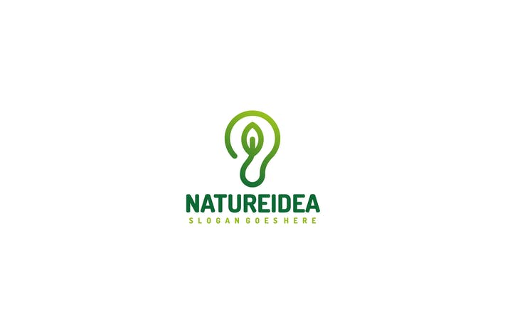 Thumbnail for Nature Idea Logo