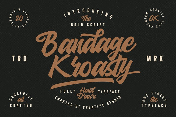 Thumbnail for Bandage Kroasty Script