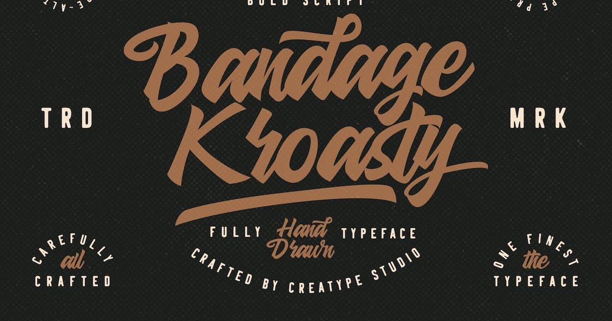 Bandage Kroasty Script by RahardiCreative