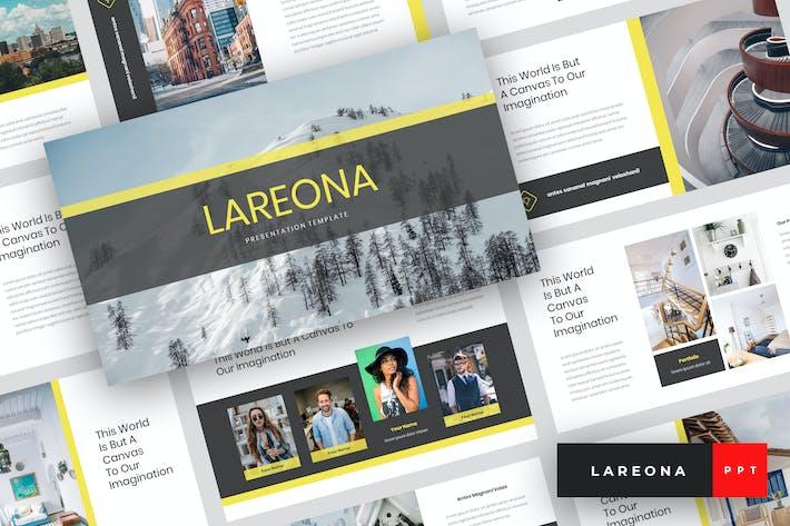 Thumbnail for Lareona - Creative PowerPoint Template