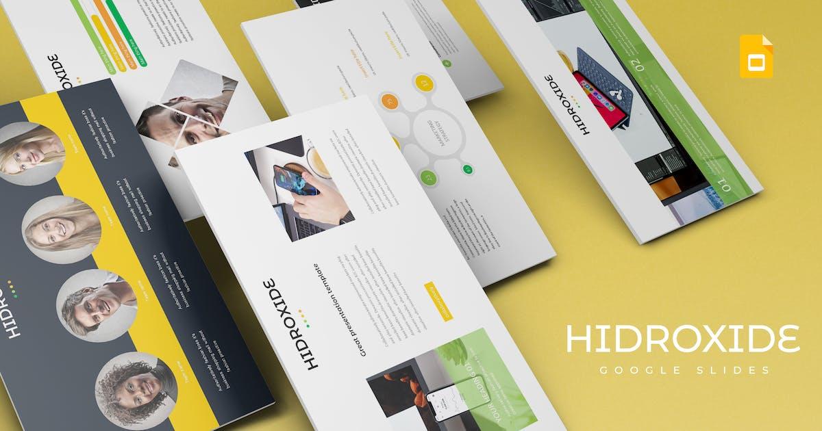 Download Hidroxide - Google Slides Template by aqrstudio