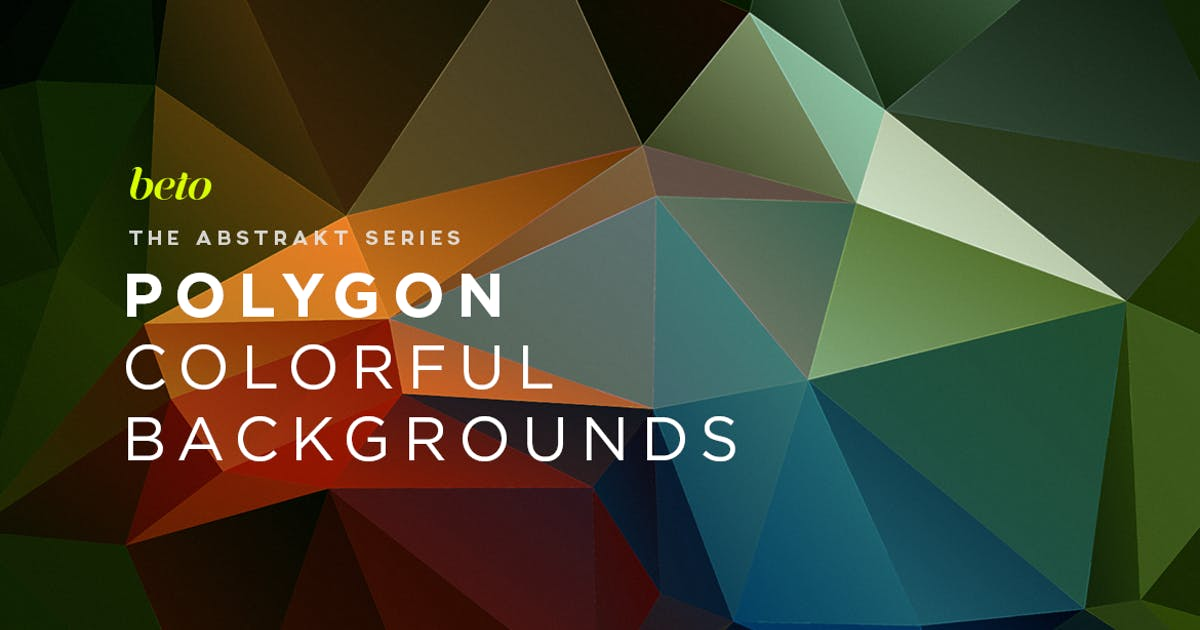 Download Polygon Abstract Backgrounds V11 by betoalanis