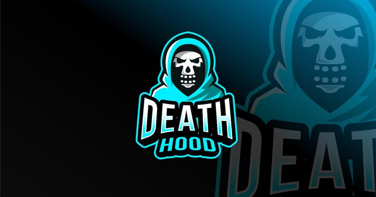 Download Death Hood Esport Logo Template by IanMikraz