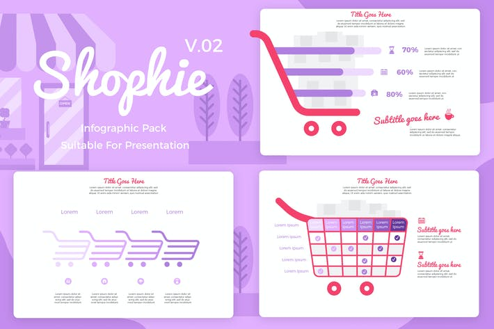 Thumbnail for Shopie v2 - Infographic