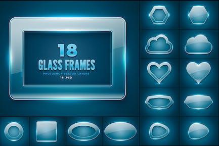 Marcos de vidrio