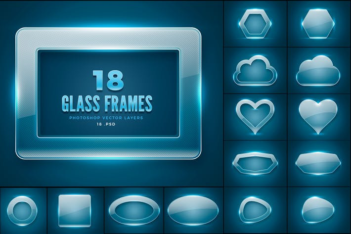 Glass Frames