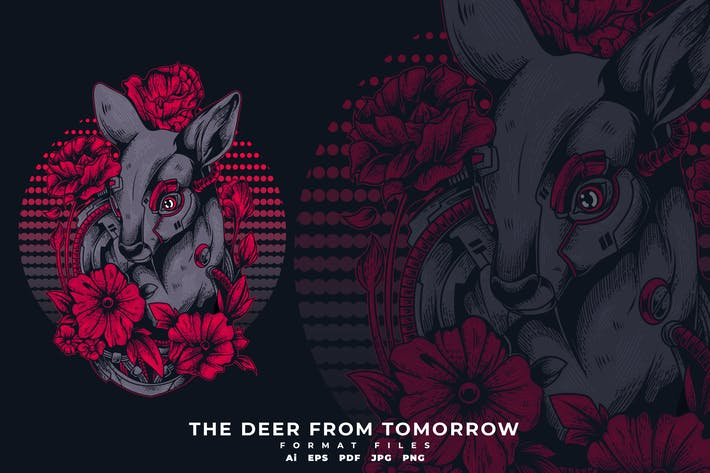 Thumbnail for The Deer From Tomorrow