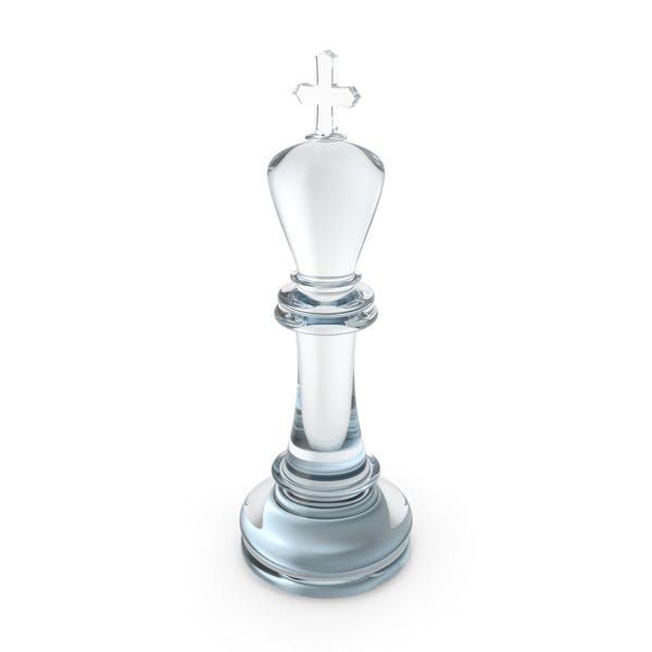 Thumbnail for Chess King Glass