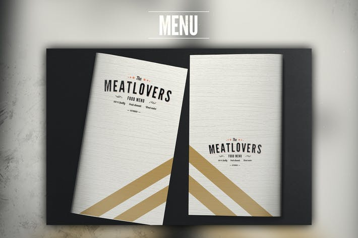 Thumbnail for Food Meat Menu