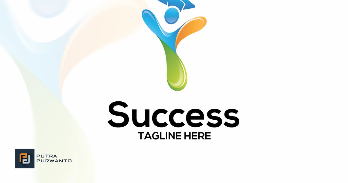 Download Success - Logo Template by putra_purwanto