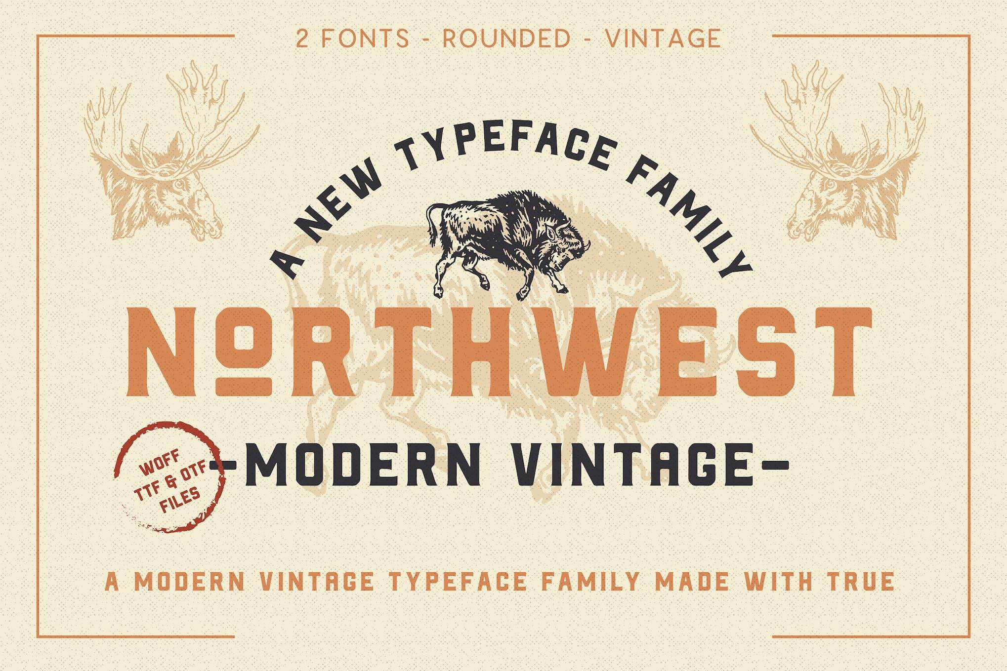Brewski - Brewery Typeface by NEWFLIX on Envato Elements