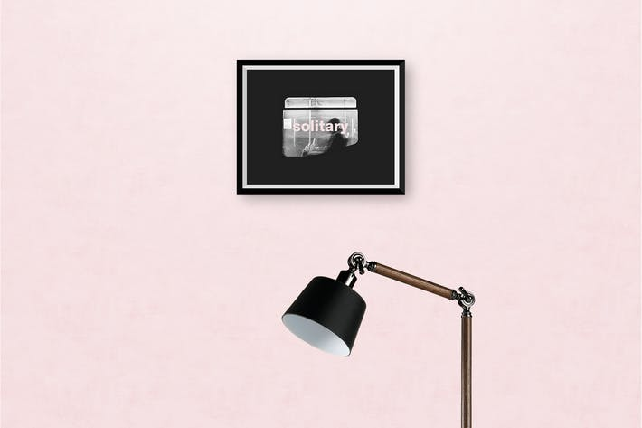 Thumbnail for Minimal Picture Art Photo Frame Mockup