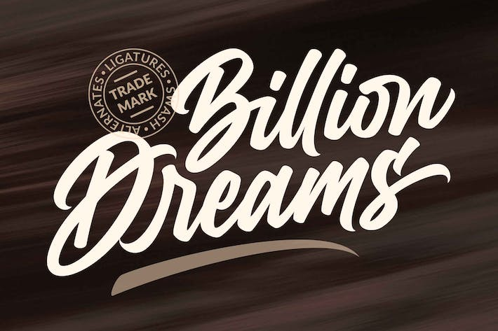 Thumbnail for Billion Dreams