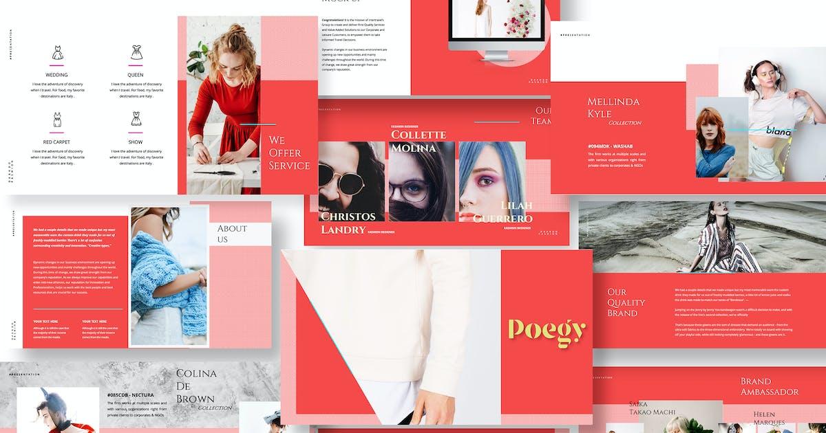 Download Fashion Creative Keynote by Incools