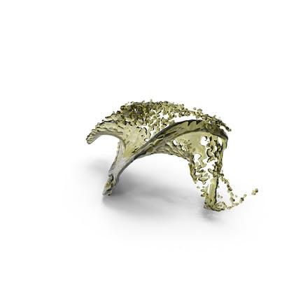 Olivenöl Splash