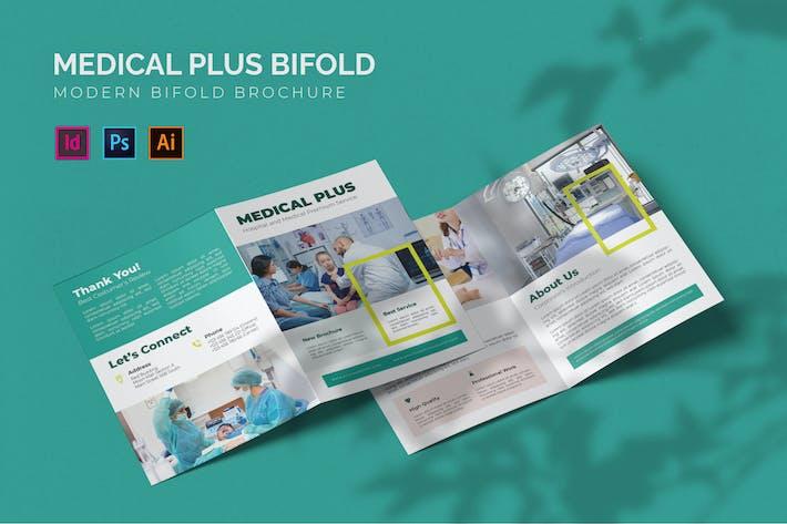 Medical Plus - Bifold Brochure