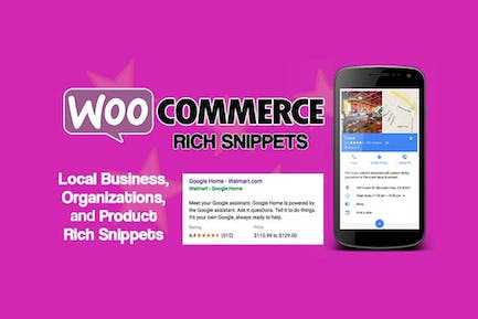 WooCommerce SEO - Local & Business Rich Snippets