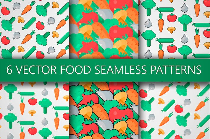 Thumbnail for Vegetables Patterns