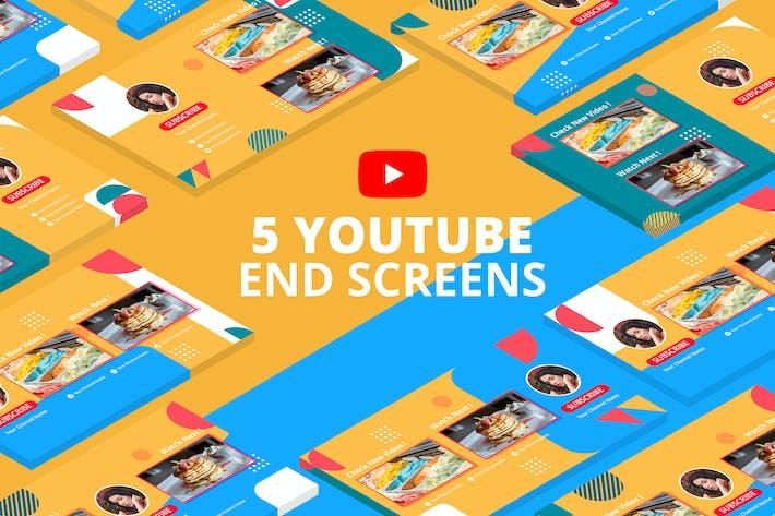 Thumbnail for Light - Youtube End Screens Vol.3