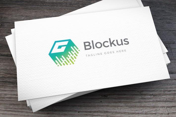 Thumbnail for Galvanized Letter G Logo Template