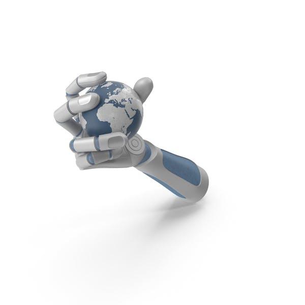 Robohand захватывает высокотехнологичную Землю