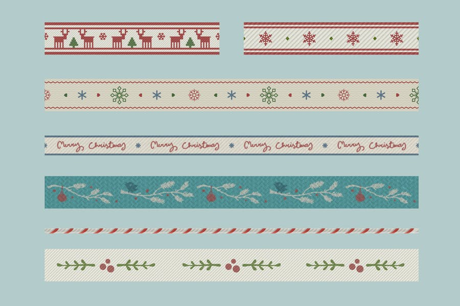 100+ Free Ribbons PSD & Vector Files for your Designs 2