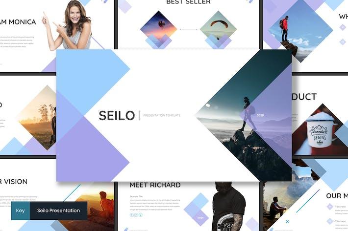 Thumbnail for Seilo - Vacation Keynote Template