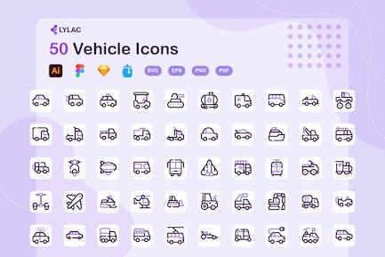 Lylac - Vehicle Icons