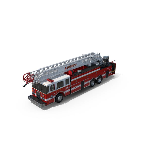 Cover Image for Fire Truck