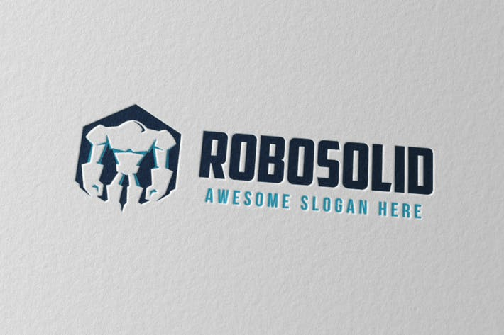 Robosolid Logo