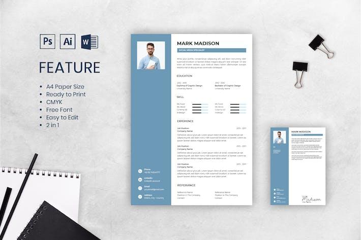 Thumbnail for CV CV