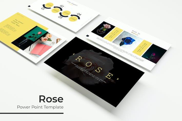 Thumbnail for Rose - Plantilla de PowerPoint