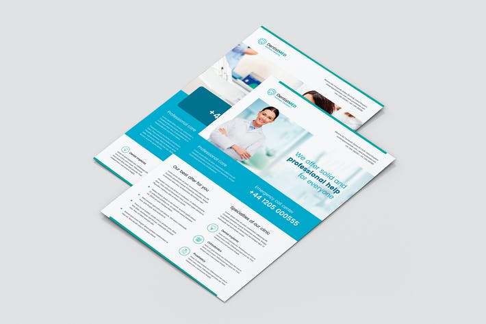 Thumbnail for Flyer – Dentist