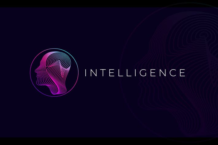 Thumbnail for Human Brain and Intelligence Logo