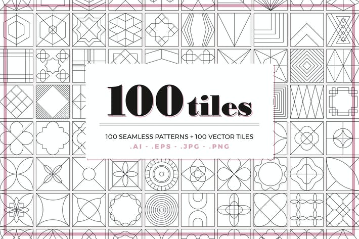 Thumbnail for 100 Tiles Patterns