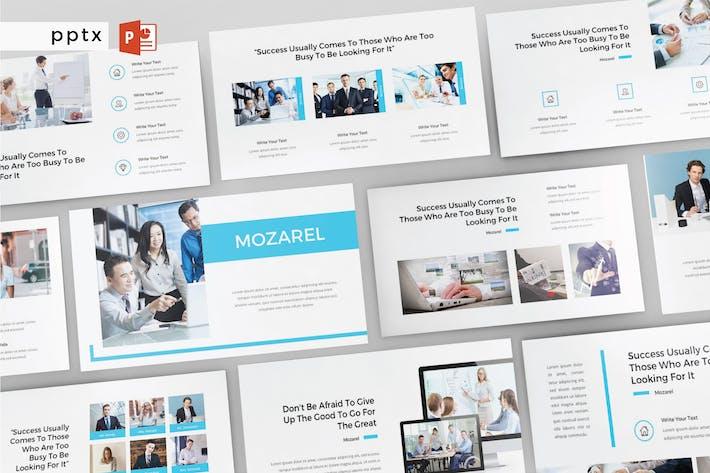 Thumbnail for MOZAREL - Multipurpose Powerpoint V189