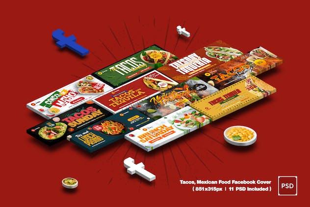 Tacos Facebook Cover