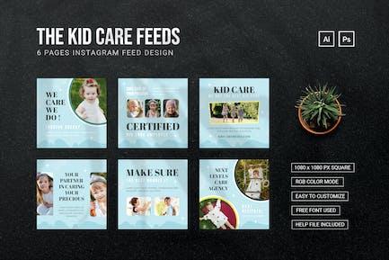 Kid Care - Instagram Post