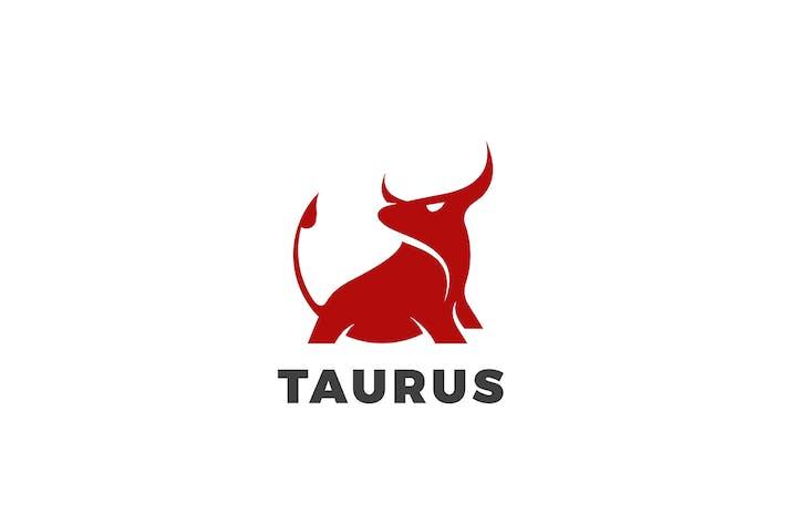 Thumbnail for Bull Red Devil Logo Design