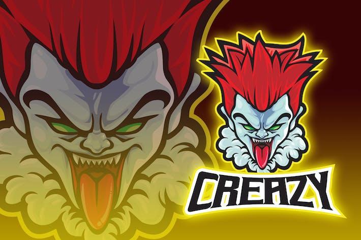 Thumbnail for Mad Clown Esport Logo