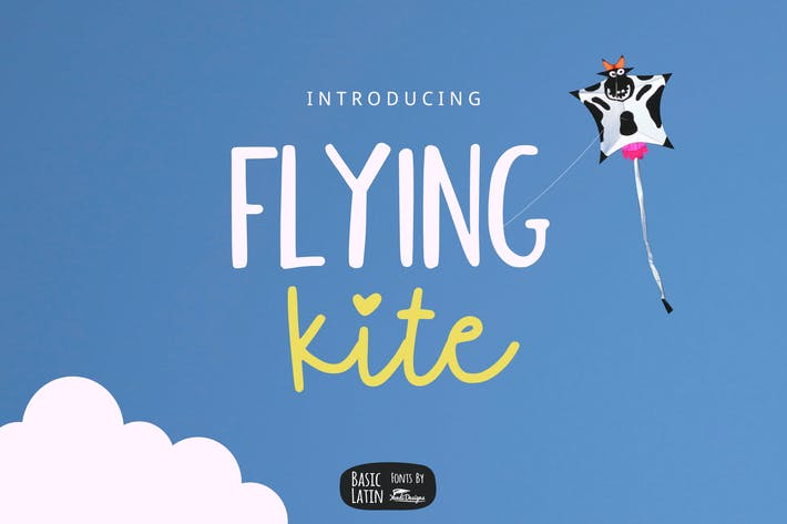 Cover Image For Flying Kite
