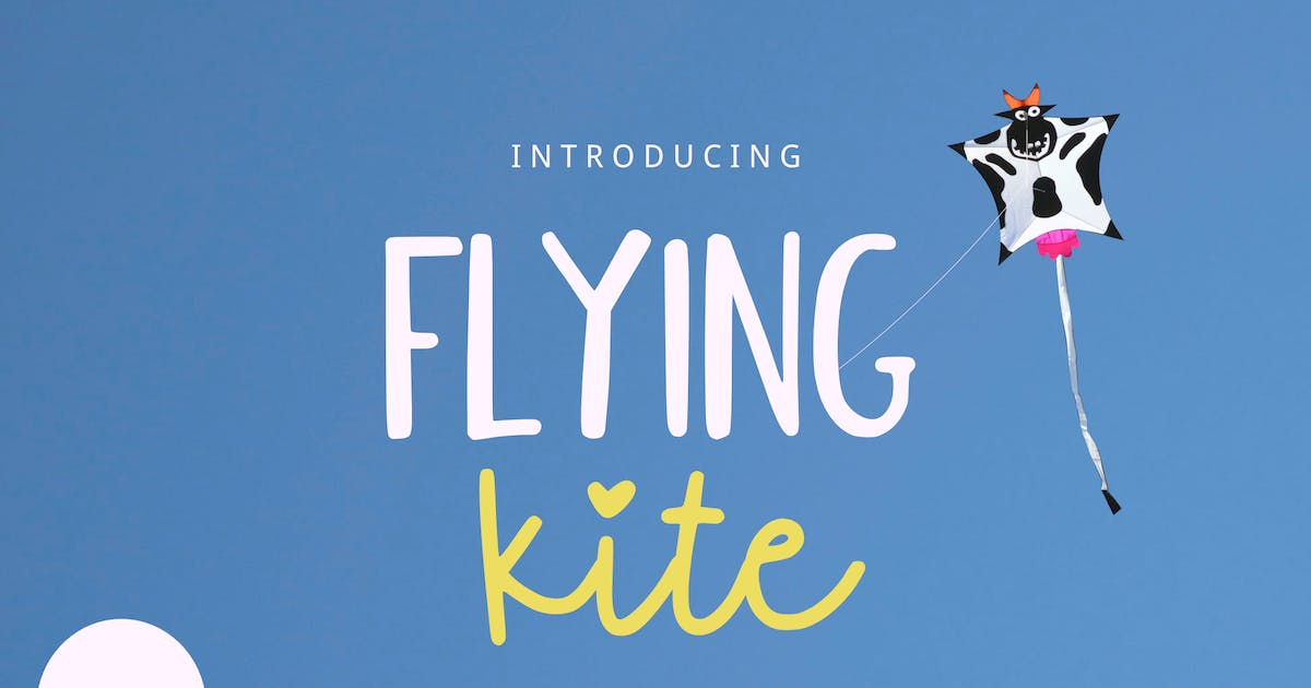 Download Flying Kite by yandidesigns