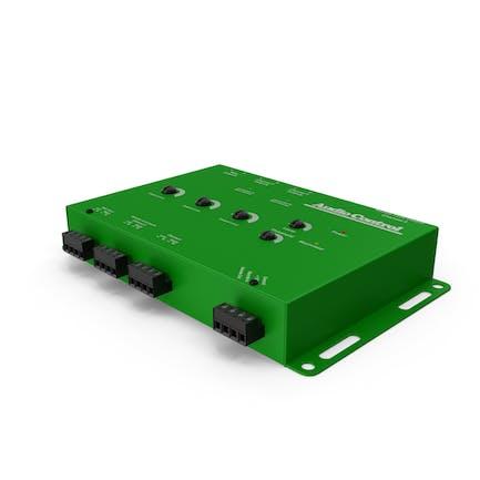 Audio Control Green
