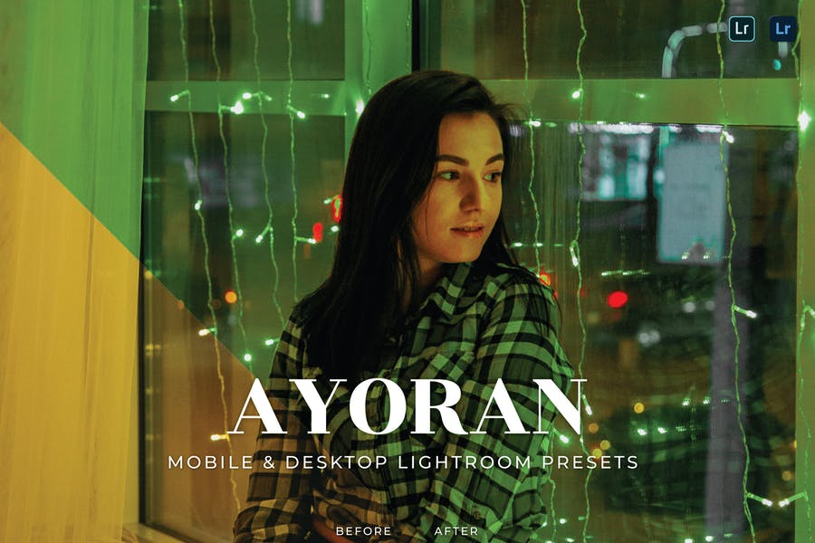 Ayoran Mobile and Desktop Lightroom Presets