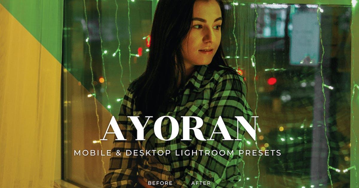 Download Ayoran Mobile and Desktop Lightroom Presets by Laksmitagraphics