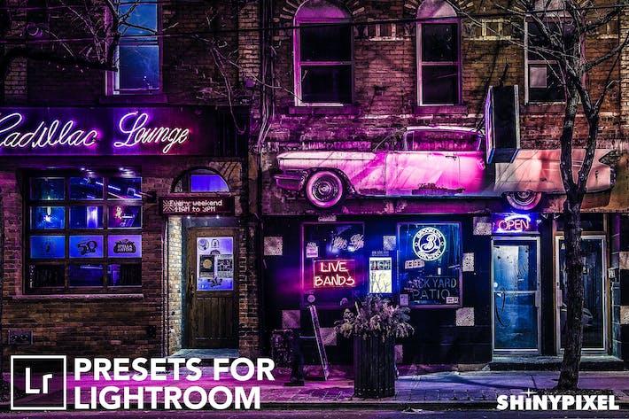 Thumbnail for HDR Estudio Vol. 2 - 20 Ajustes preestablecidos de Lightroom