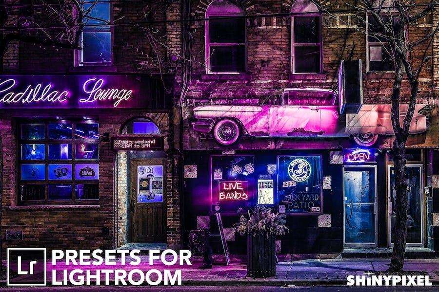 HDR Studio Vol. 2 - 20 Lightroom Presets